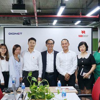 Bước đột phá trong hệ thống quản lý doanh nghiệp BĐS Nam Group