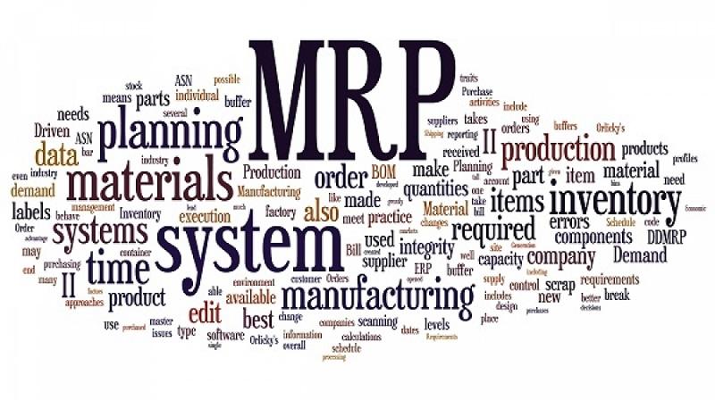 MRP là gì? Vì sao quản lý sản xuất muốn hiệu quả phải cần MRP?