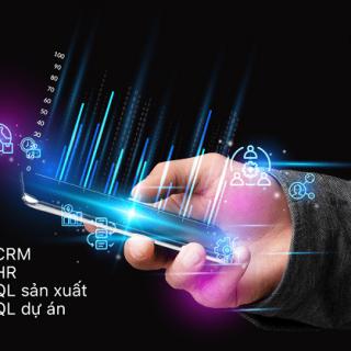 Phần mềm DIGINET ERP 25 năm phát triển và triển khai cho DN lớn