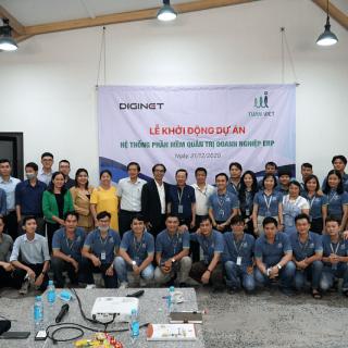 Triển khai phần mềm quản trị doanh nghiệp tại công ty giày Tuấn Việt