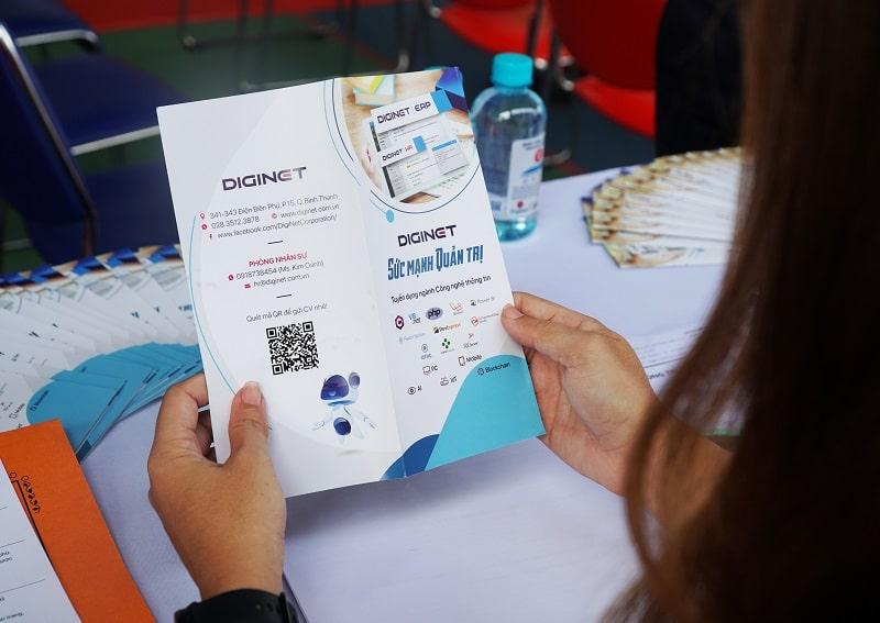 DIGINET Corp đồng hành cùng ngày hội HUTECH IT OPEN DAY 2021