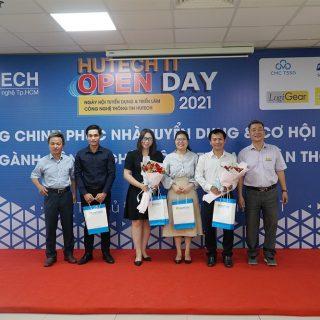 DIGINET tham dự ngày hội tuyển dụng tại Trường Đại học Hutech