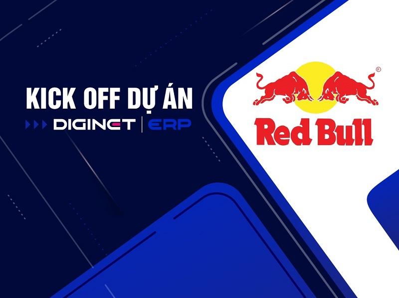 DIGINET Kick off thành công dự án DIGINET ERP cho công ty Red Bull giữa dịch Covid-19